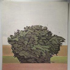 Arte: JOSÉ MARÍA MEZQUITA LITOGRAFÍA SIN TÍTULO 2000. Lote 108779423