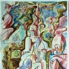Arte: ANDRÉ MASSON. Lote 109351483