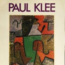 Arte: PAUL KLEE. Lote 109355099