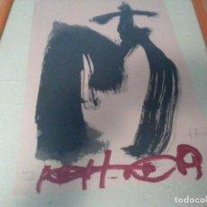 Arte: PRECIOSA LITOGRAFÍA DE ANTONIO TAPIAS . Lote 109366439