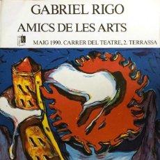 Arte: GABRIEL RIGO. Lote 110437651