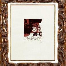 Arte: ANTONI CLAVÉ - TROBADORS, LITOGRAFÍA SOBRE PAPEL. Lote 111892543