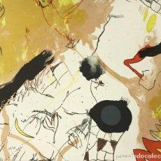 Arte: JOSEP GUINOVART I BERTAN (1927-2007). Lote 112226675