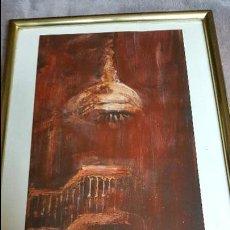 Arte: LITOGRAFIA BOCETO LIMITADA A 19 EJEMPLARES DE GERARDO PORTO - PINTOR GALLEGO - (1925-2010). Lote 116083823