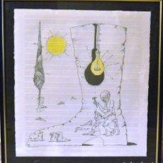 Arte: JOAN PONÇ BARCELONA 1927 - FRANCIA, 1984.. Lote 145273697