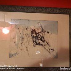 Arte: AGUAFUERTE DE JORGE CASTILLO. Lote 118780071