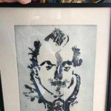 Arte: MOLINA SANCHEZ - LITOGRAFIA FIRMADA Y NUMERADA - AÑO 1979 - ORIGINAL - MURCIA. Lote 119046323