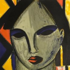 Arte: MARIA CARBONERO (1956). Lote 119628247