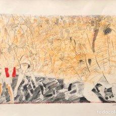 Arte: FRANCESC ARTIGAU - LITOGRAFÍA -. Lote 119650767
