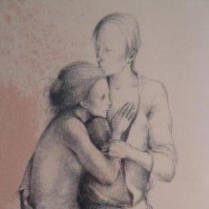 Arte: LITOGRAFÍA DE MONTSERRAT GUDIOL.. Lote 119671079
