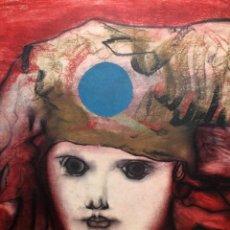 Arte: MODEST CUIXART I TAPIES. LITOGRAFIA FECHADA DEL AÑO 1978. Lote 119949379