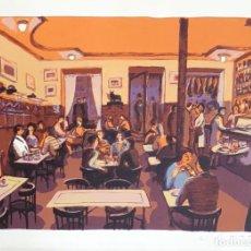 Arte: LITOGRAFÍA - JOSEP MOSCARDÓ - FIRMADA. Lote 120538923