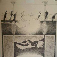 Arte: DIEGO SANTOS - INTERESANTE OBRA. Lote 120559743