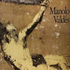 Arte: MANOLO VALDÉS- GALERÍA MAEGHT. Lote 122353987