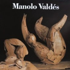 Arte: MANOLO VALDÉS- GALERÍA MAEGHT. Lote 122374291