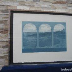 Arte: LITOGRAFIA CUBA DE CONCHA IBAÑEZ. Lote 123016187