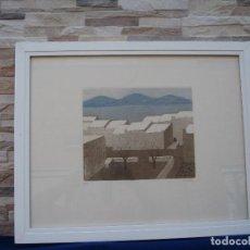 Arte: EL PATIO DE C. IBAÑEZ. Lote 124211467
