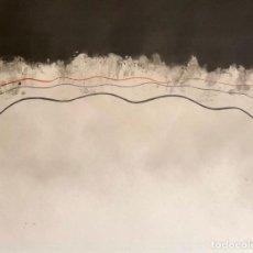 Arte: ALFONS BORRELL - LITOGRAFÍA SOBRE PAPEL - FIRMADA. Lote 125825703