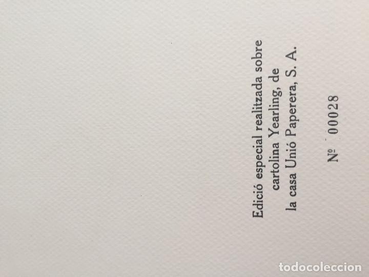 Arte: Cesc, 50 x 30 cms, firmada y numerada - Foto 2 - 126378743