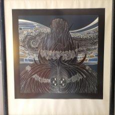 Arte: KLAUDIJ TUTTA - ESPECTACULAR OBRA NUMERADA Y FIRMADA. Lote 126708082