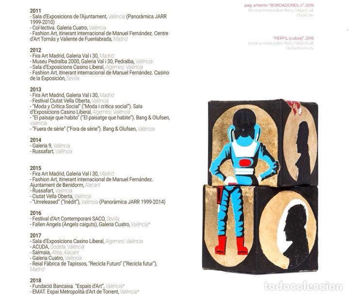 Arte: Envío 8€. Radiografía de tutú del artista JARR firmada PA a mano por el artista.mide 40x30cm - Foto 11 - 136000001