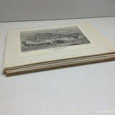 Arte: COLECCION DE 40 LITOGRAFIAS DIFERENTES TEMAS Y EPOCAS - MIRAR FOTOS ADICIONALES. Lote 127561419