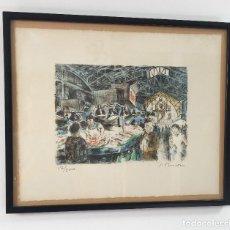 Arte - Litografia numerada Simo Busom - 128978655