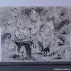 Arte: LITOGRAFÍA FIRMA ILEGIBLE.106/150. Lote 130009639
