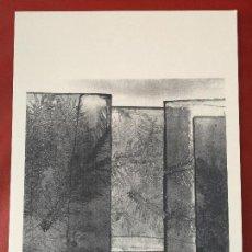 Arte: CRISTINA IGLESIAS , SERIGRAFIA ORIGINAL DEL AÑO 1995. Lote 288007758