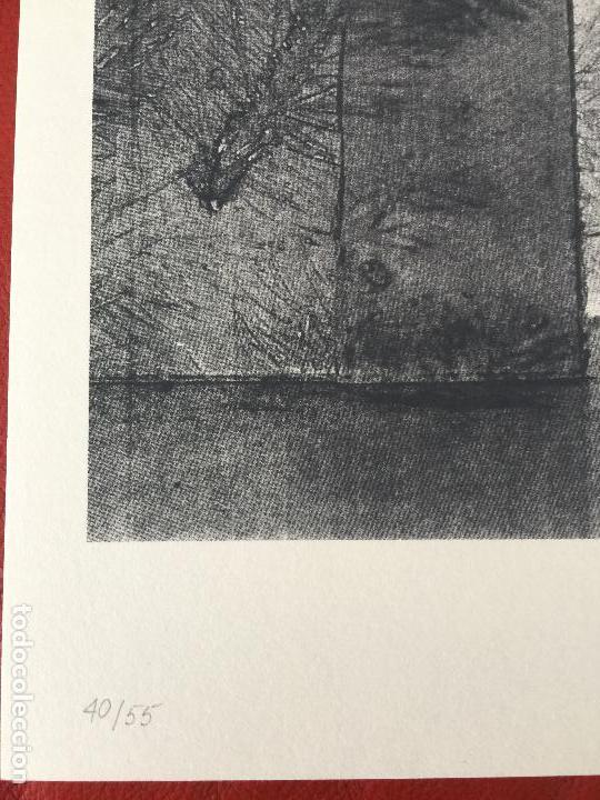 Arte: CRISTINA IGLESIAS , SERIGRAFIA ORIGINAL DEL AÑO 1995 - Foto 2 - 288007758