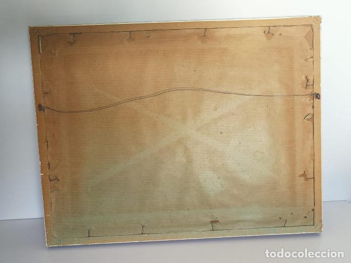 Arte: LOTE DE 6 GRABADOS MIJAS, RONDA, CORDOBA, MARBELLA - FIRMADOS DOS AUTORES - Foto 10 - 131706354