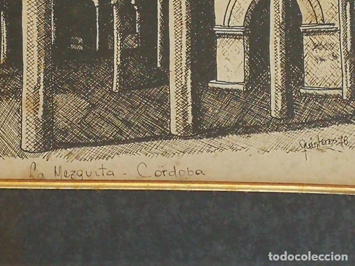 Arte: LOTE DE 6 GRABADOS MIJAS, RONDA, CORDOBA, MARBELLA - FIRMADOS DOS AUTORES - Foto 11 - 131706354