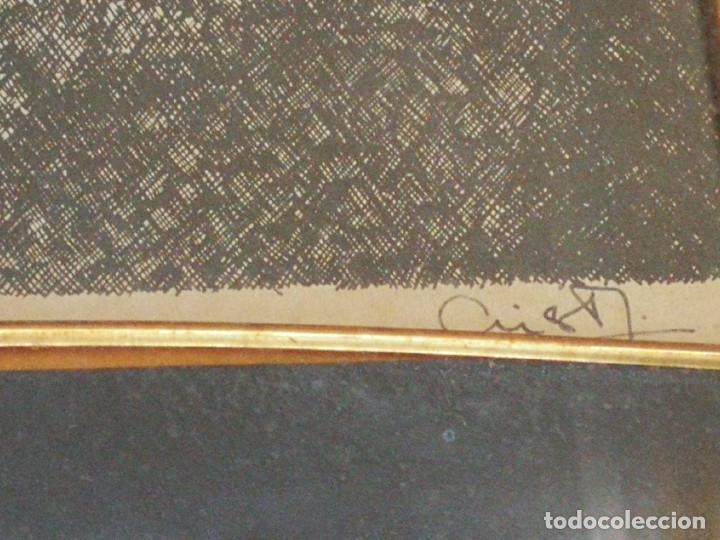 Arte: LOTE DE 6 GRABADOS MIJAS, RONDA, CORDOBA, MARBELLA - FIRMADOS DOS AUTORES - Foto 14 - 131706354
