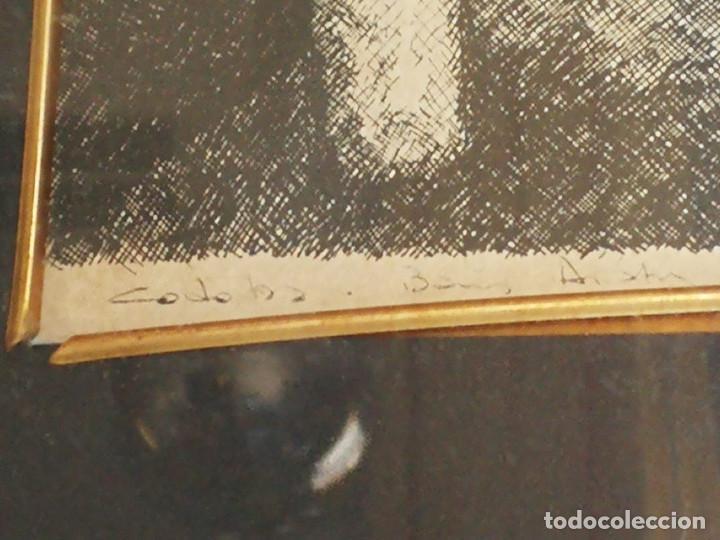 Arte: LOTE DE 6 GRABADOS MIJAS, RONDA, CORDOBA, MARBELLA - FIRMADOS DOS AUTORES - Foto 15 - 131706354