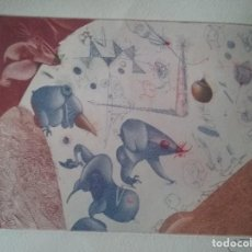 Arte: LITOGRAFIA. Lote 131883914