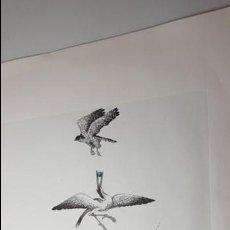 Arte: LITOGRAFIA ORIGINAL DE - MANUEL BOIX - LIMITADA. FIRMADA . Lote 132374714