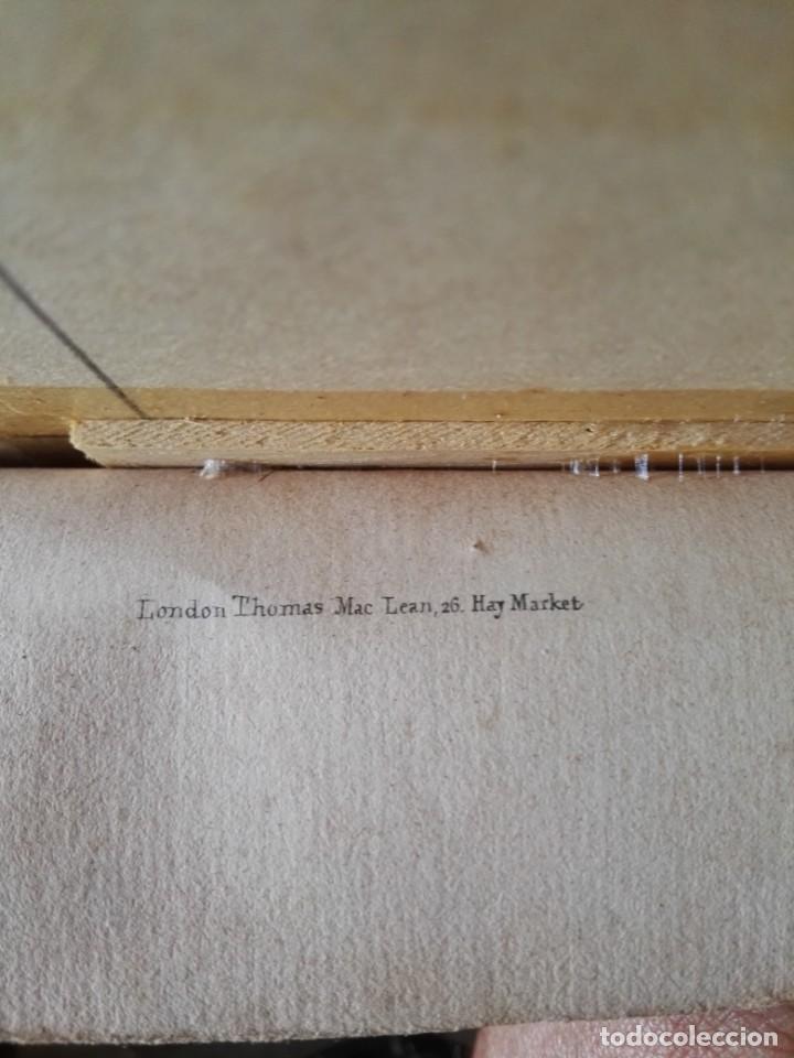 Arte: Thomas McLean 3 litografias Armand Robin de pajaros (1788-1875) - Foto 5 - 132496626