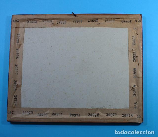 Arte: ANTIGUA LITOGRAFIA PARCESISA, J.DONON: COLEGIO DE SANTA CRUZ, VALLADOLID, LITOGRAFIADO POR S.ISLA - Foto 2 - 132924506