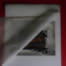 Arte: LITOGRAFIA DE ANTONI TAPIES- LIQUIDACIÓN !!!!. Lote 133644959