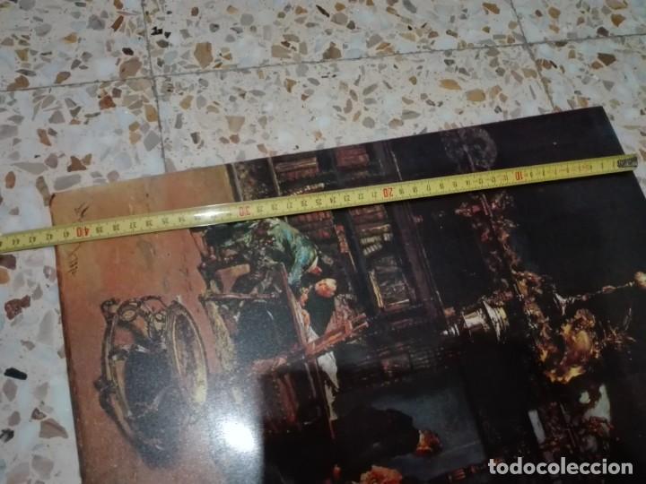 Arte: Plancha litografiada de La vicaría de M.Fortuny - Foto 4 - 134406750