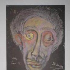Arte: JOSEP MARIA DE SUCRE CARTEL GALERIA DAU AL SET LITOGRAFIA 51X74 CMS. Lote 134426954