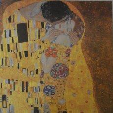 Arte: KLIMT LITOGRAFÍAS (CONTEMPORÁNEO DE PICASSO, MATISSE, MIRÓ, SCHIELE, KOKOSCHKA, KLEE, MUNCH...). Lote 136289678