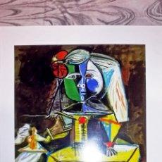 Arte: LAMINA LITOGRAFIA DE - PICASSO - 2011 .SERIE LAS MENINAS-INFANTA MARGARITA MARIA- 33X 48,6 CMS . Lote 136526018