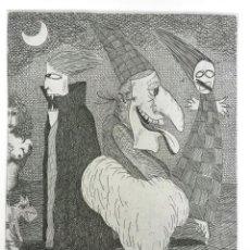 Arte: JOSÉ LUIS PASCUAL (1947). Lote 136548126