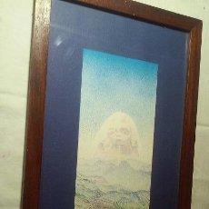 Arte: LA HERMANDAD PICTÓRICA ARAGONESA (OBRA TITULADA: EL MISTERIO DE LA ENCARNACIÓN) NUMERADA 250/250. Lote 137669738
