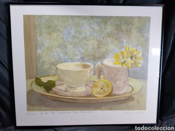 Arte: Litografia por Alicia Grau - Foto 2 - 140182264