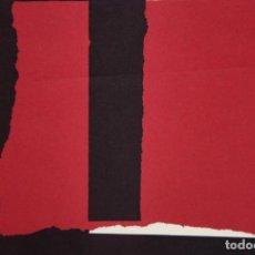 Arte: RAFAEL CANOGAR. LITOGRAFIA FIRMADA A PLANCHA H 618/1000. TITULADA SINAI. Lote 140683554