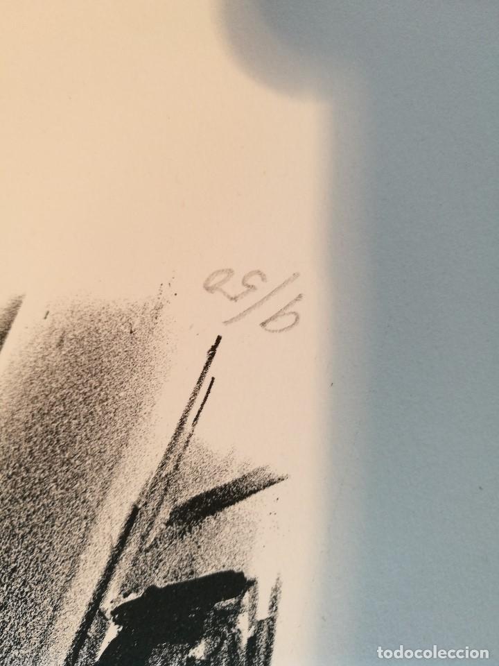 Arte: dix lithographies d´artistes suisses de perrochon henri 1955 SCHOELLHORN-DOMENJOZ-CLEMENT-BOSS REF-D - Foto 10 - 141173182