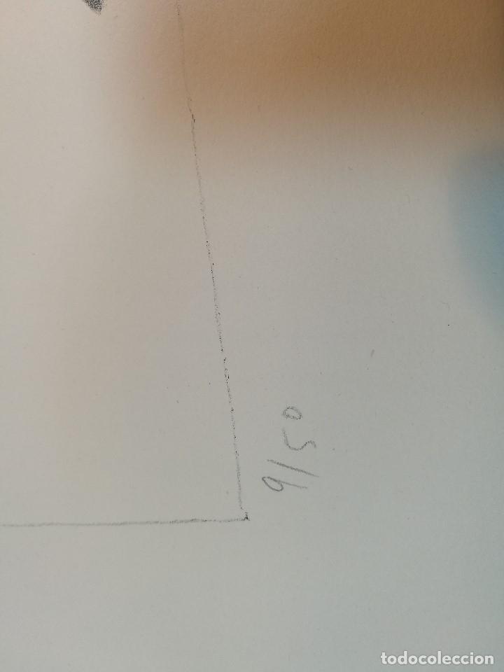 Arte: dix lithographies d´artistes suisses de perrochon henri 1955 SCHOELLHORN-DOMENJOZ-CLEMENT-BOSS REF-D - Foto 13 - 141173182