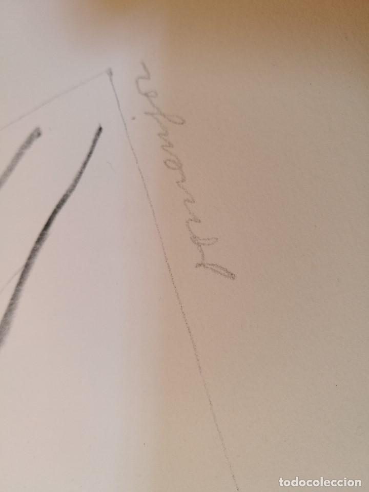 Arte: dix lithographies d´artistes suisses de perrochon henri 1955 SCHOELLHORN-DOMENJOZ-CLEMENT-BOSS REF-D - Foto 14 - 141173182